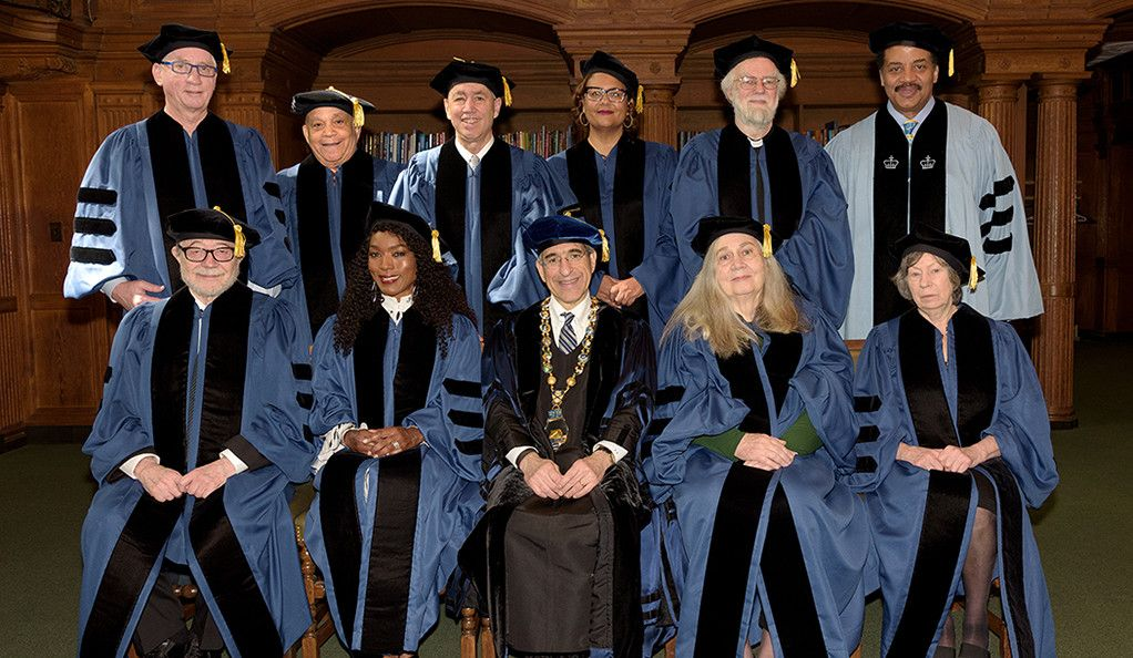 Yale honorary doctorate recipients 2018
