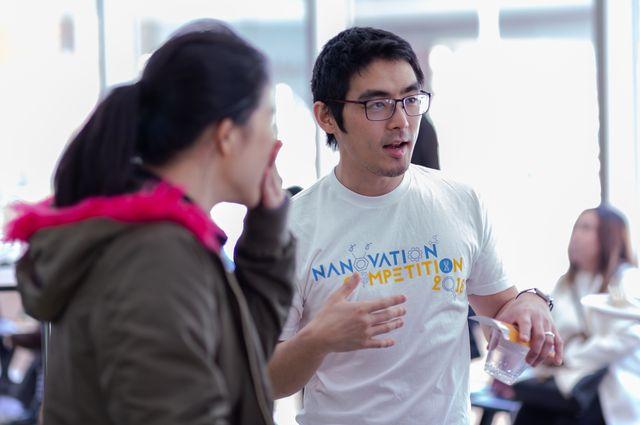 UCLA Nanovation participants