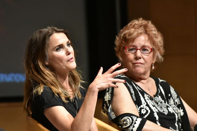 Keri Russell and Martha Peterson