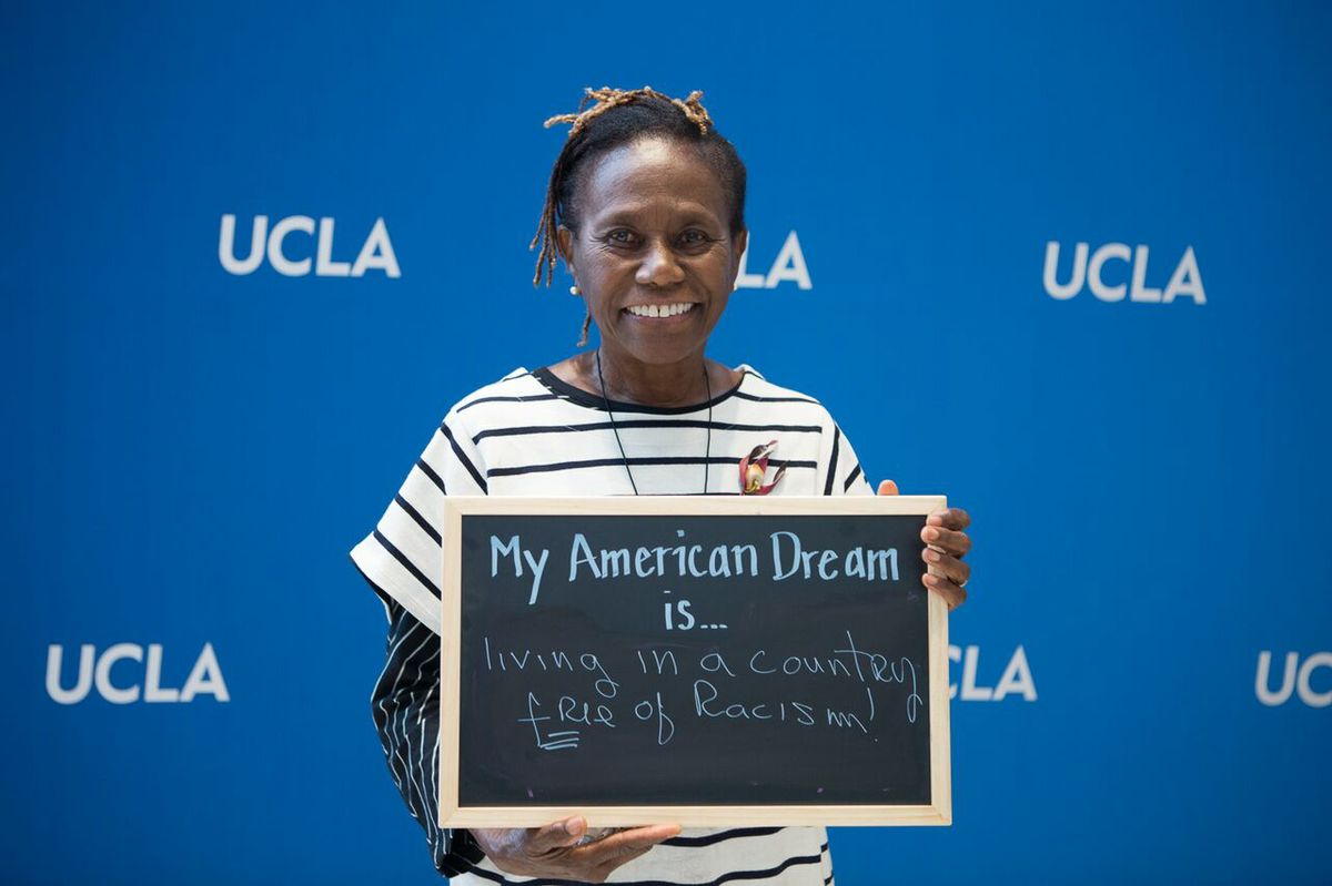 Guest shares her American Dream