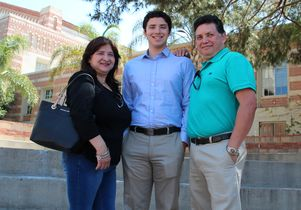 Click to open the large image: Herrera family
