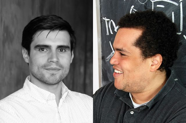 Jose Rodriguez and Hosea Nelson