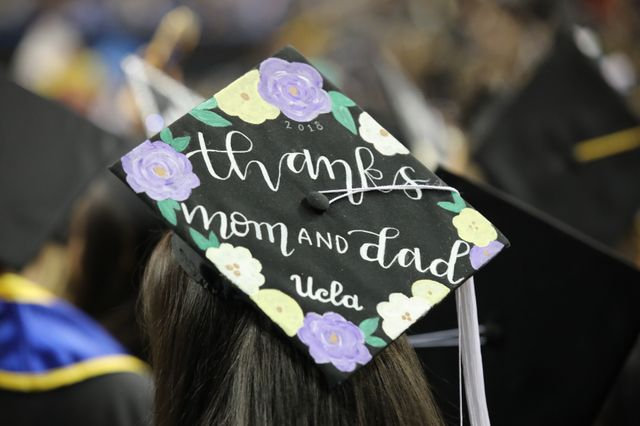 Mortar board love