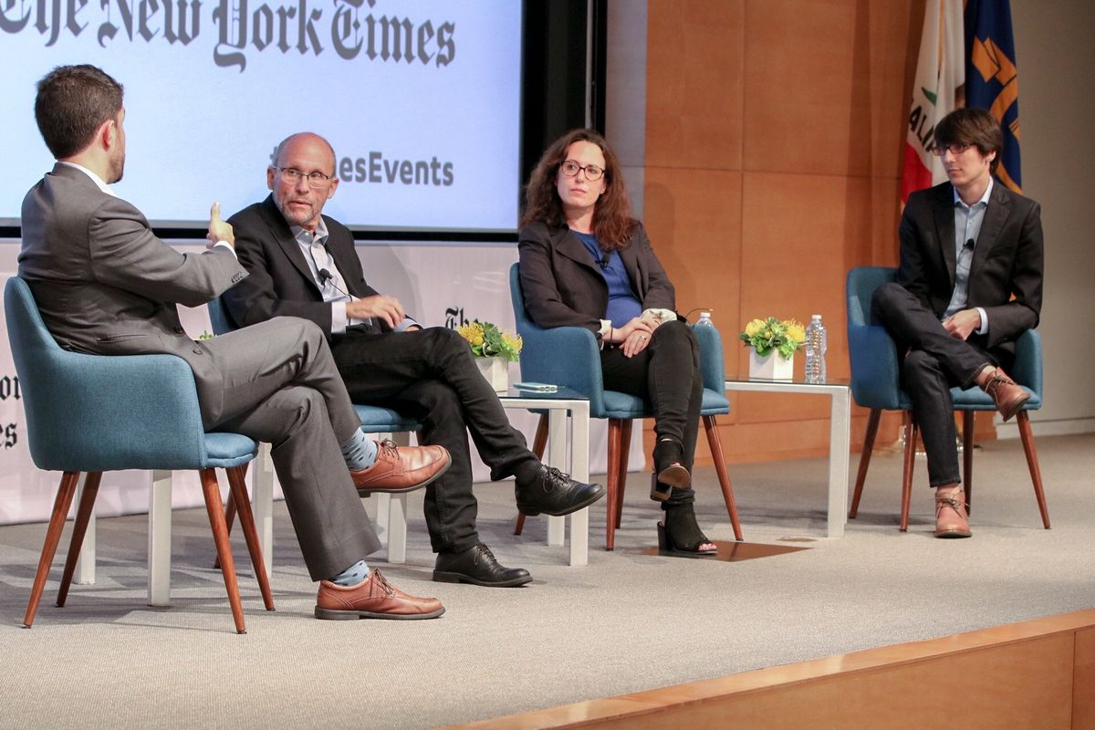 NYT midterm election panel