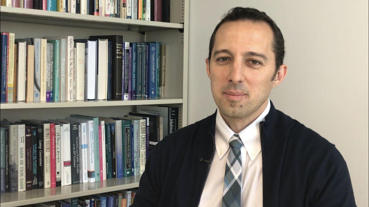 Dr. Adam Schickedanz