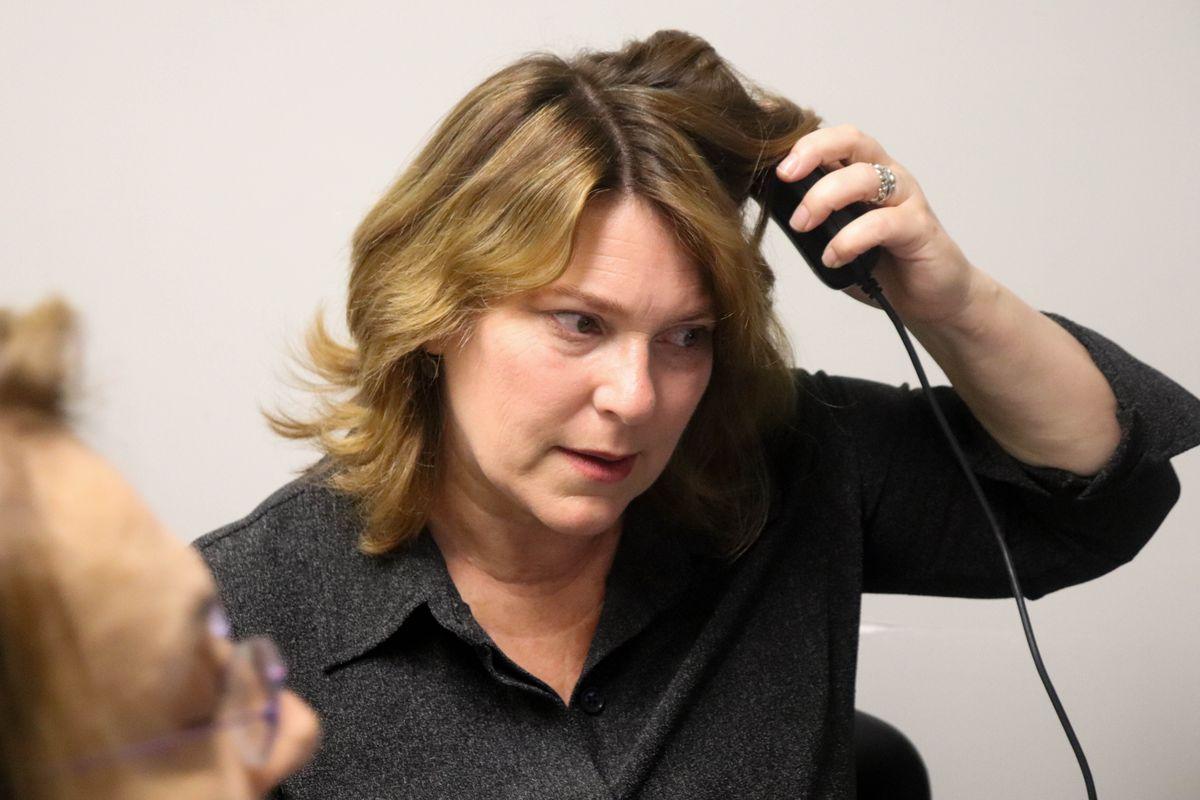 Epilepsy Center patient Sharon Shafer