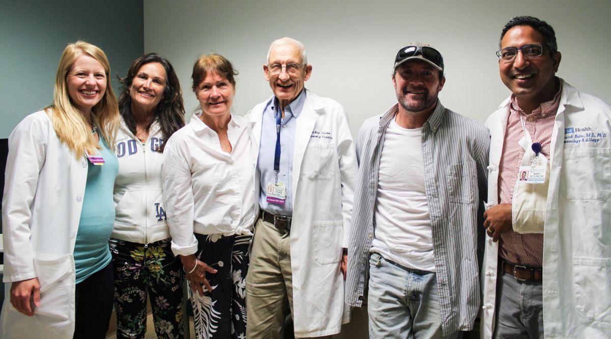 Stiehm and Elias family