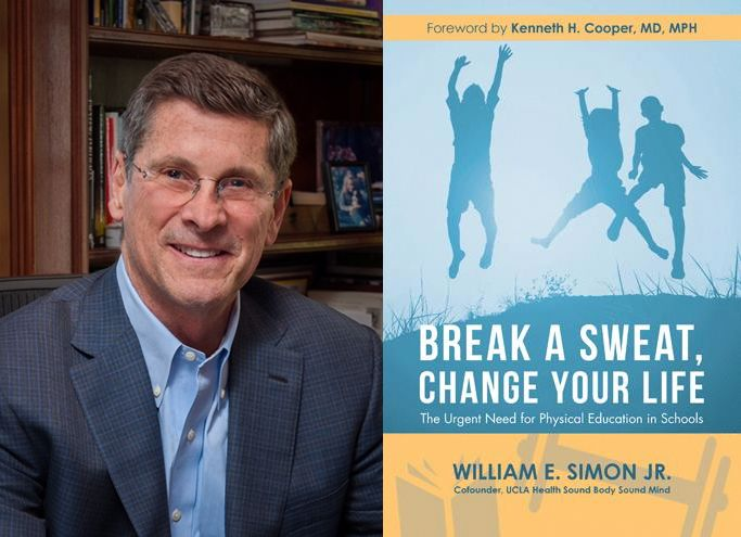 Break a Sweat and Bill Simon