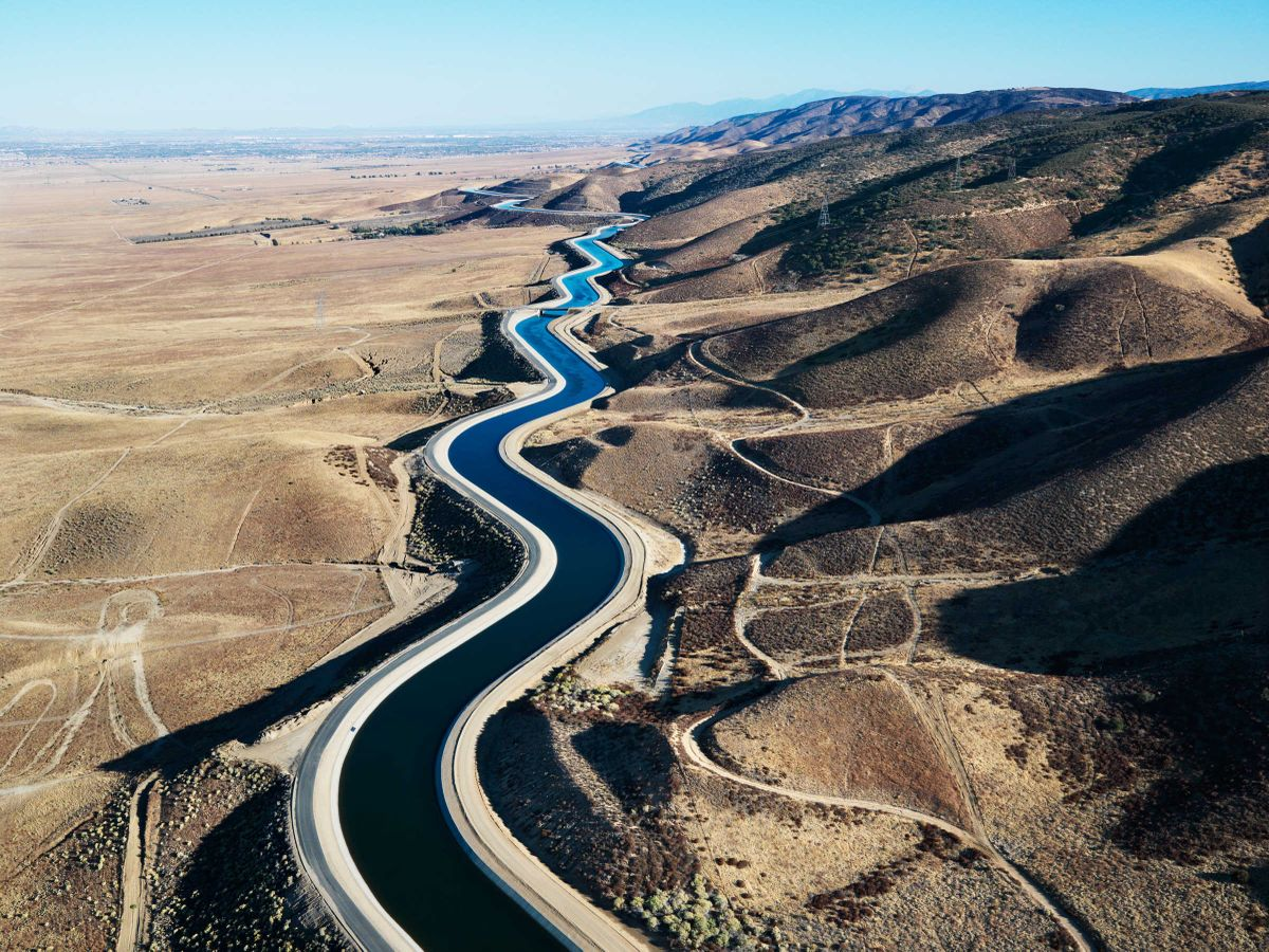 Solving California's Water Future