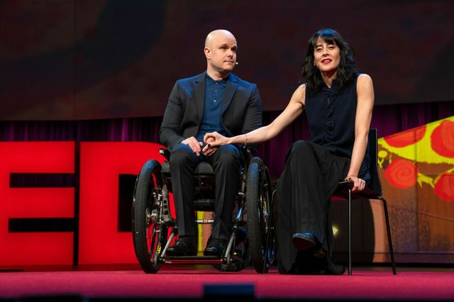 Mark Pollock, Simone George