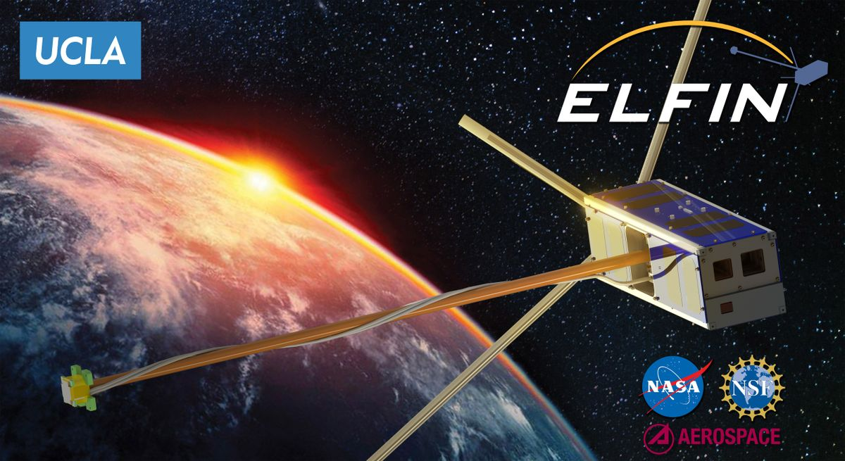 ELFIN space poster