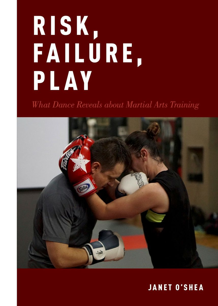 Risk Failure Play book cover