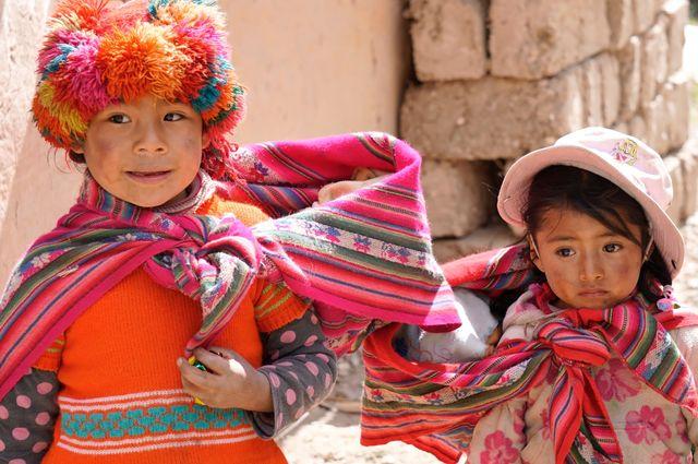 Latino children