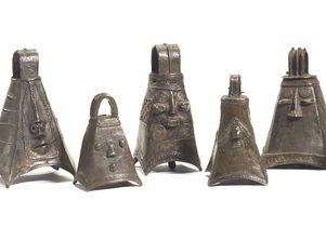 Click to open the large image: Quadrangular bells