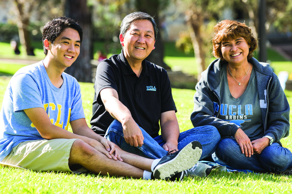Bruin Family Weekend