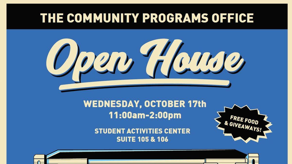CPO Open House