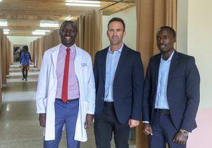 Kayondo, Tarnay and Ibra - Uganda
