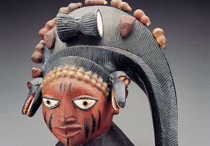 Yoruba Headdress