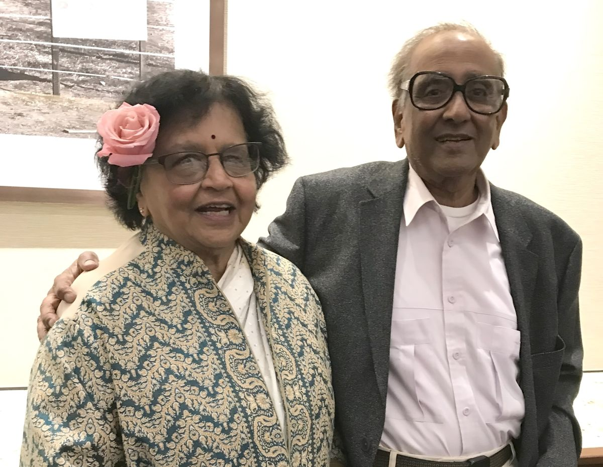 Veda and V.S. Varadarajan
