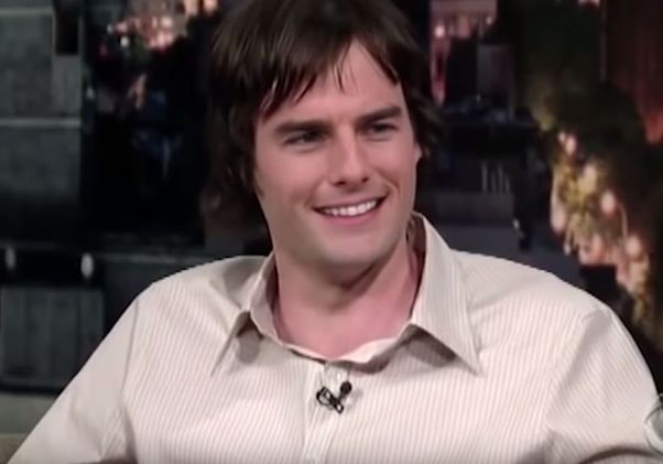 Bill Hader Tom Cruise deepfake image