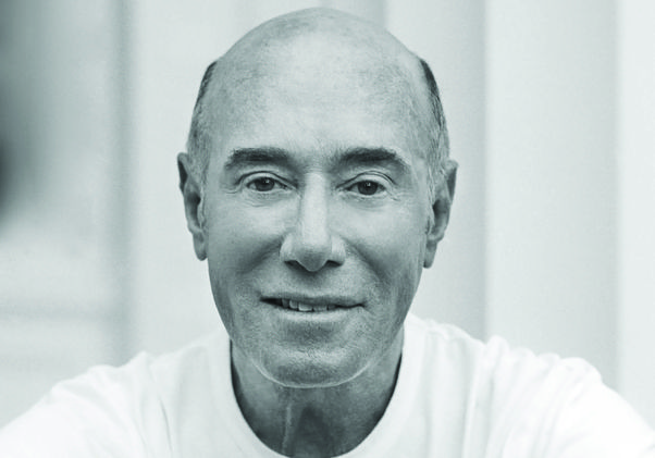 David Geffen portrait