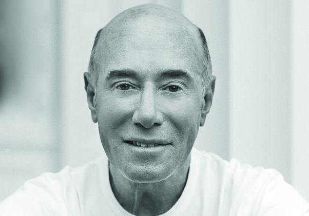David Geffen portrait