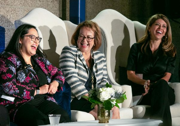 Latina legislators panel