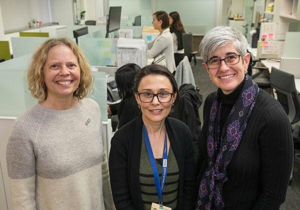 UCLA Genetic Counseling team