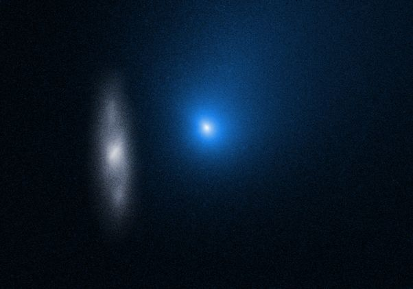 Interstellar comet Nov 16