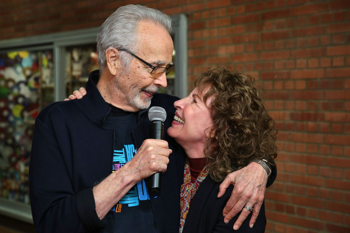 Herb Alpert and Lani Hall