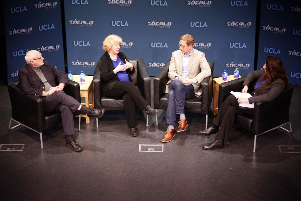 UCLA/Zócalo panel about presidential power