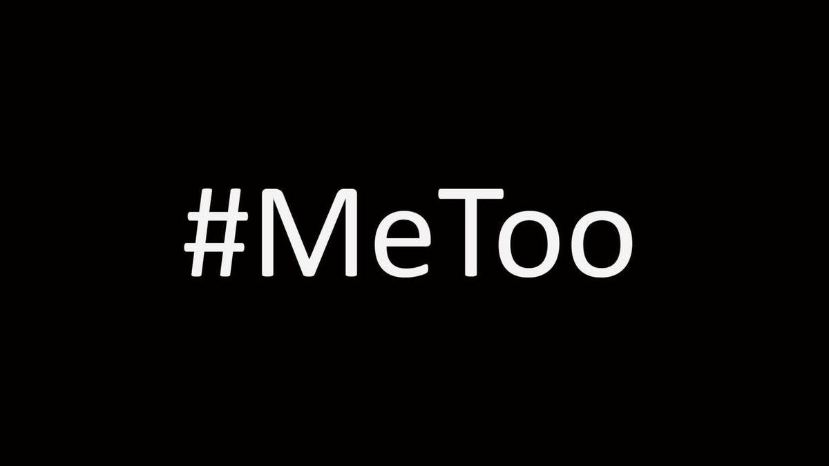 Hammer #MeToo logo