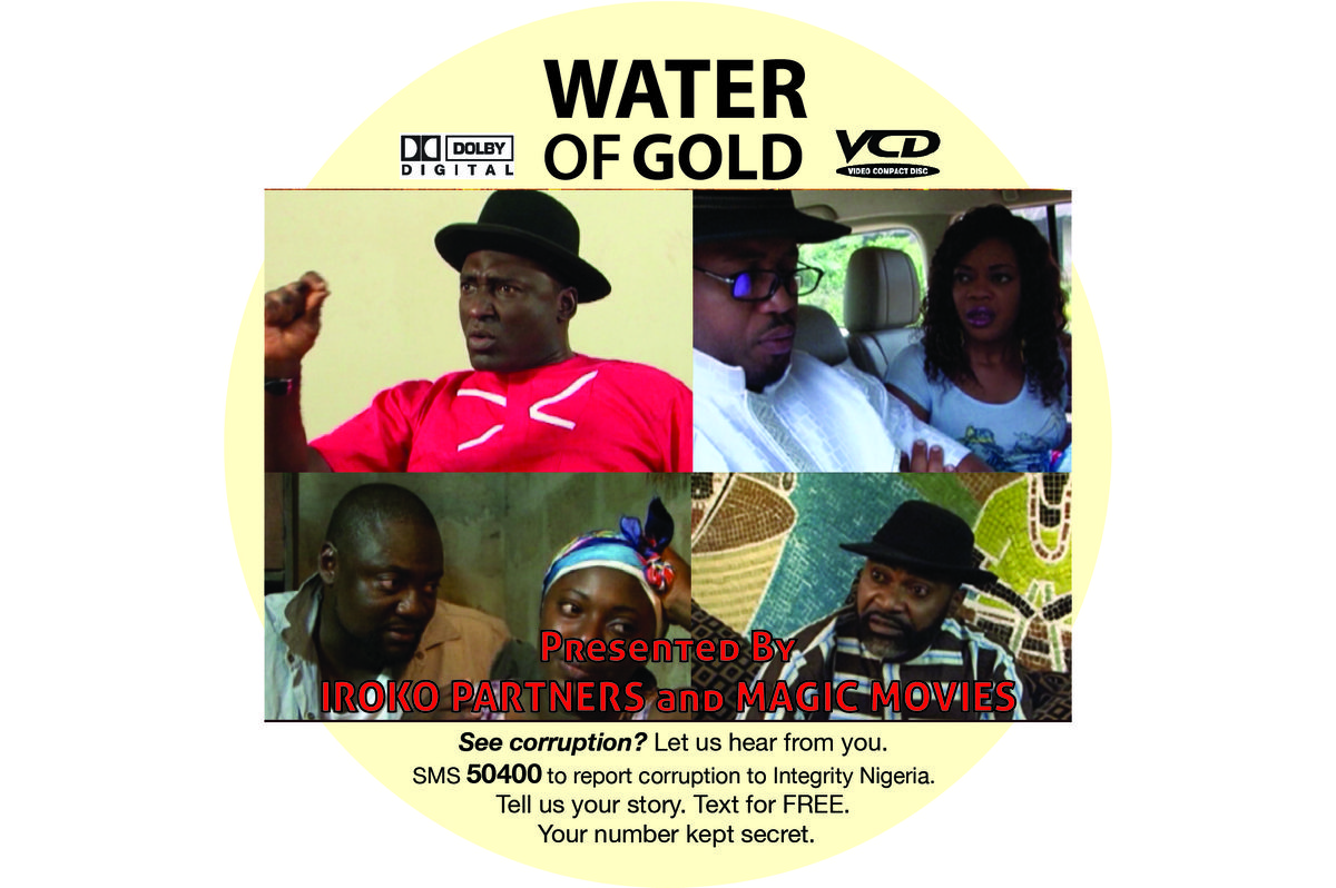 Water of Gold PSA