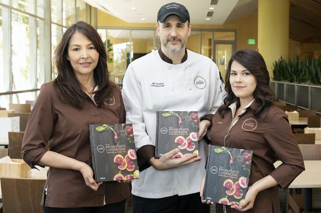Bruin Plate cookbook