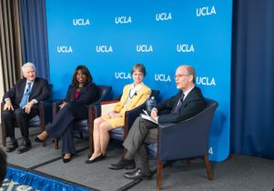 Higher education panel