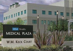 WM Keck Court at UCLA Medical Plaza