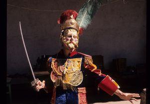 Alvarado masquerader