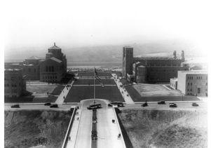 UCLA aerial photo, 1930