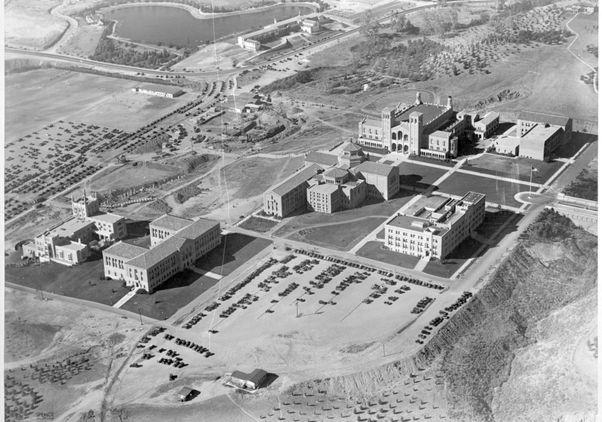 UCLA aerial 1930s