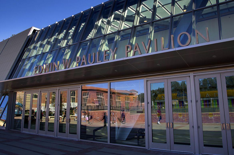 Pauley Pavilion north entrance