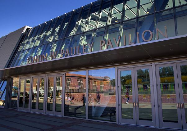 Pauley Pavilion north entrance