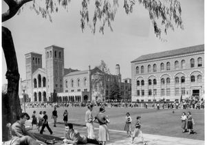 Royce quad in the 1940s or 50s