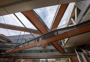 California NanoSystems Institute walkways