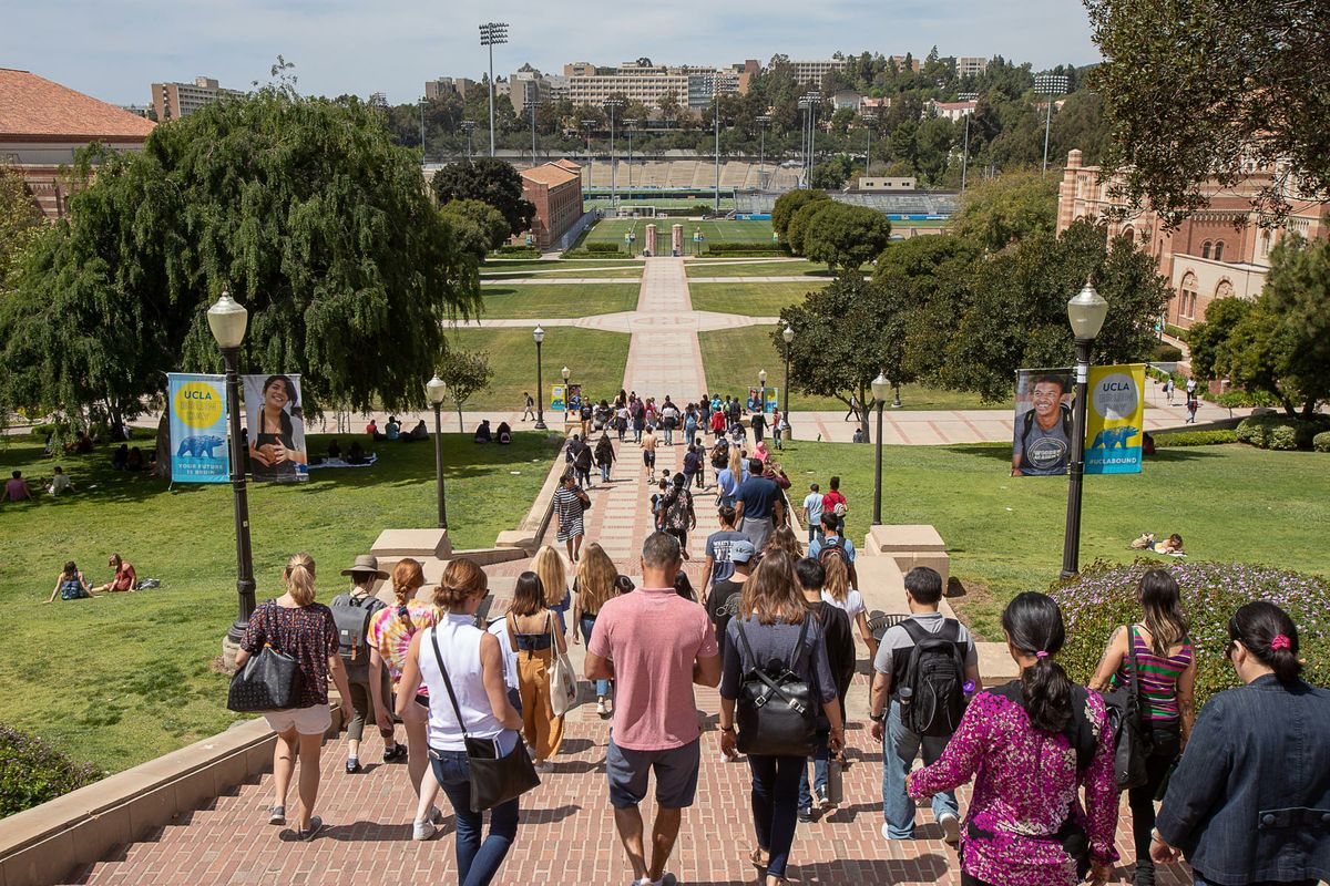 Santiago Canyon College Fall 2020.Ucla Is No 1 Public College In 2020 Wall Street Journal