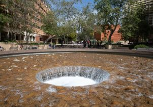 Inverted Fountain