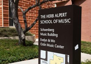 UCLA Herb Alpert School of Music