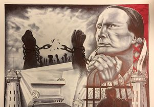 """Click to open the large image: """"Russell Means"""""""