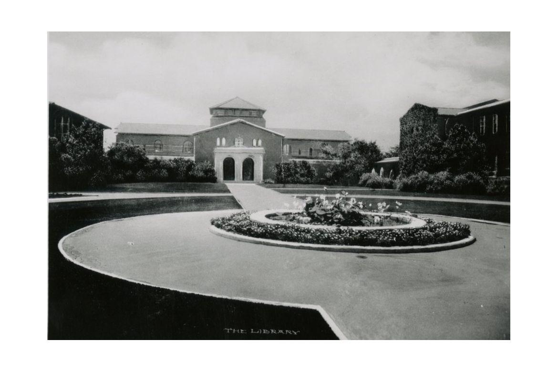 Vermont Avenue campus library