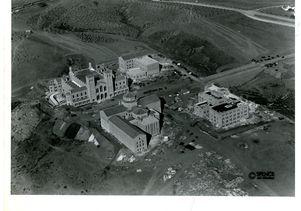 UCLA aerial photo, 1928