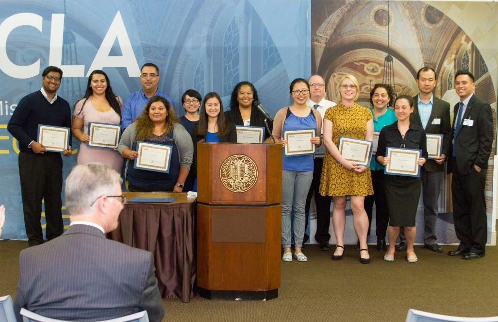 Staff Assembly awards and scholarships